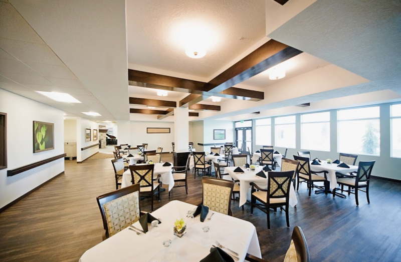 "Assisted Living - Riverway ""Our House"" South Jordan, UT - Dining Room"