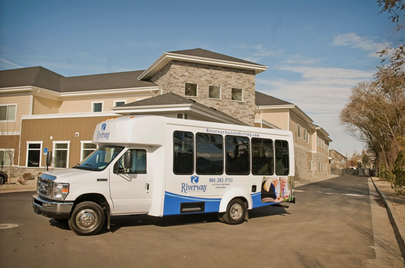 "Assisted Living - Riverway ""Our House"" South Jordan, UT - Transit van"